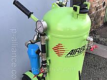 Профессиональный пескоструйный аппарат Airblast mini