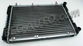 Радиатор охлаждения 3302 Газель-Бизнес 4216дв 2-х ряд Авто-престиж
