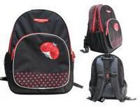 Рюкзак ортопедичний чорний Z10, S Dr.Kong 970124