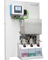 Автоматическая система очистки и калибровки Liquiline Control CDC90