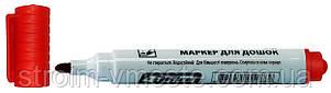 Маркер для доски 4Office 4-105 1-3 мм круглый красный