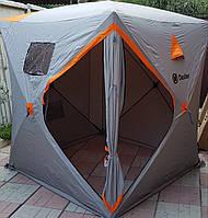 Палатка КУБ зимняя 180*180*205 без дна тип ATLANT