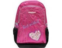 Рюкзак ортопедичний малиновий(рожевий) Z142U, M Dr.Kong 970160