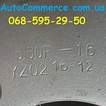 Диск колесный (с кольцом R16) DONG FENG 1032 (Донг Фенг) Богдан DF20, DF25., фото 2