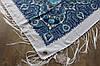 Платок шерстяной павлопосадский (120см) 607029, фото 3