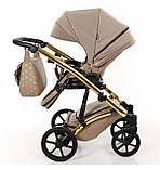 Детская коляска 2 в 1 Tako Laret Imperial 02 коричневая, фото 2