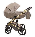 Детская коляска 2 в 1 Tako Laret Imperial 02 коричневая, фото 3