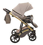 Детская коляска 2 в 1 Tako Laret Imperial 02 коричневая, фото 4