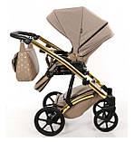 Детская коляска 2 в 1 Tako Laret Imperial 02 коричневая, фото 5