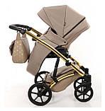 Детская коляска 2 в 1 Tako Laret Imperial 02 коричневая, фото 6