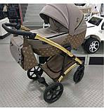 Детская коляска 2 в 1 Tako Laret Imperial 02 коричневая, фото 10