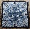 Платок шерстяной павлопосадский (120см) 607032, фото 2