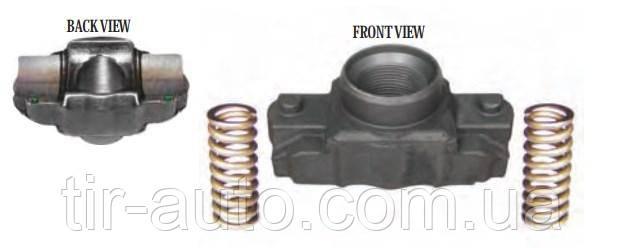 Блок суппорта с пружинамиSN 5 SERIES -MAN L2000 / TGL - MERCEDES ACTROS / ATEGO ( MAY ) 6006-08