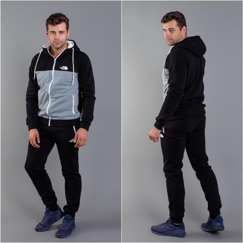 Мужской Спортивный костюм  Мод .1231