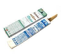Натуральные аромапалочки Divine (Божественно)(15 gms) (Goloka) пыльцовое благовоние