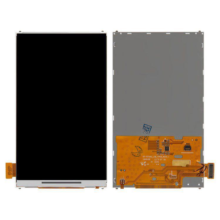 Дисплей (экран) для телефона Samsung Galaxy Star Plus Duos S7262