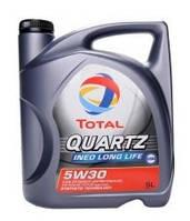 Моторное масло TOTAL QUARTZ INEO LONGLIFE 5W-30 5л  (TL 181712)