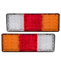 Стоп-сигналы дополнительные светодиодные (75LED)(Левый/правый)(265х92мм)