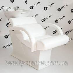 Кресло-мойка Ledi One White