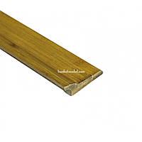 Плинтус бамбуковый,бежевый,1.85м