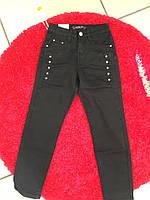 Стрейчевые джинсы для девочек dream girl 8-10 лет, фото 1