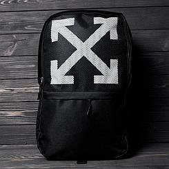 Спортивный рюкзак OFF-WHITE черный