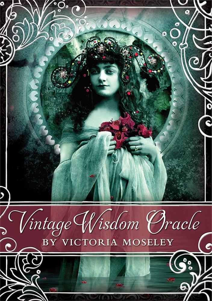 Vintage Wisdom Oracle/ Винтажный Оракул Мудрости