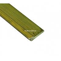 Плинтус бамбуковый, зеленый,1.85м