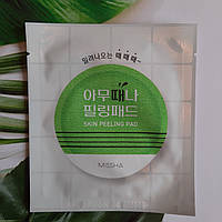 Одноразовый пилинг пад (диск) для кожи MISSHA Skin Peeling Pad