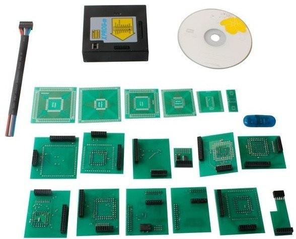 Xprog-M programmer V 5.55 + адаптеры с USB dongle - Диагностическое оборудование, автомобильная диагностика, дилерские сканеры, чип-тюнинг, OBDTOOL в Виннице