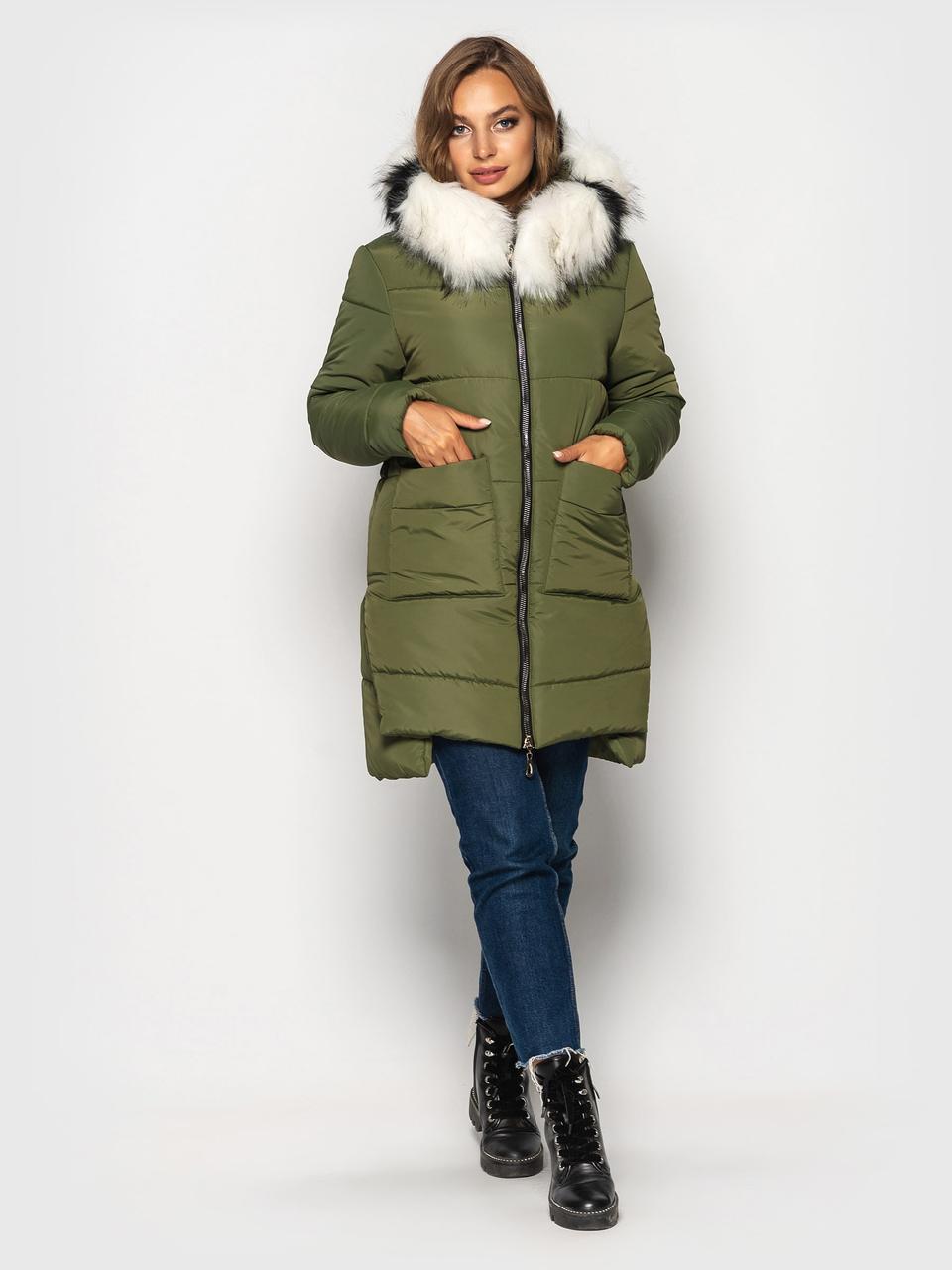 Куртка женская зимняя 79 ( 4 расцветки)