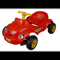 Автомобиль педальный Happy Herby PILSAN 07-303 red