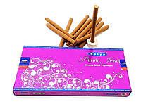 Безосновное благовоние Purple Jewel dhoop sticks, Satya, Индия (20 шт)