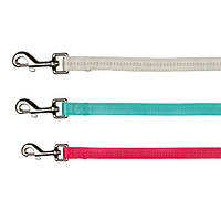 Trixie Softline Elegance Leash M-L поводок двойной для собак 1м, 20мм (1151)