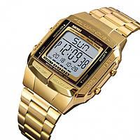 Мужские часы Casio Exclusive gold