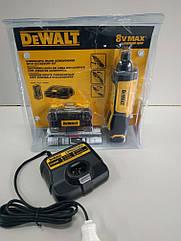 Гироскопическая отвёртка DeWalt DCF682N1A gyroscopic screwdriver set