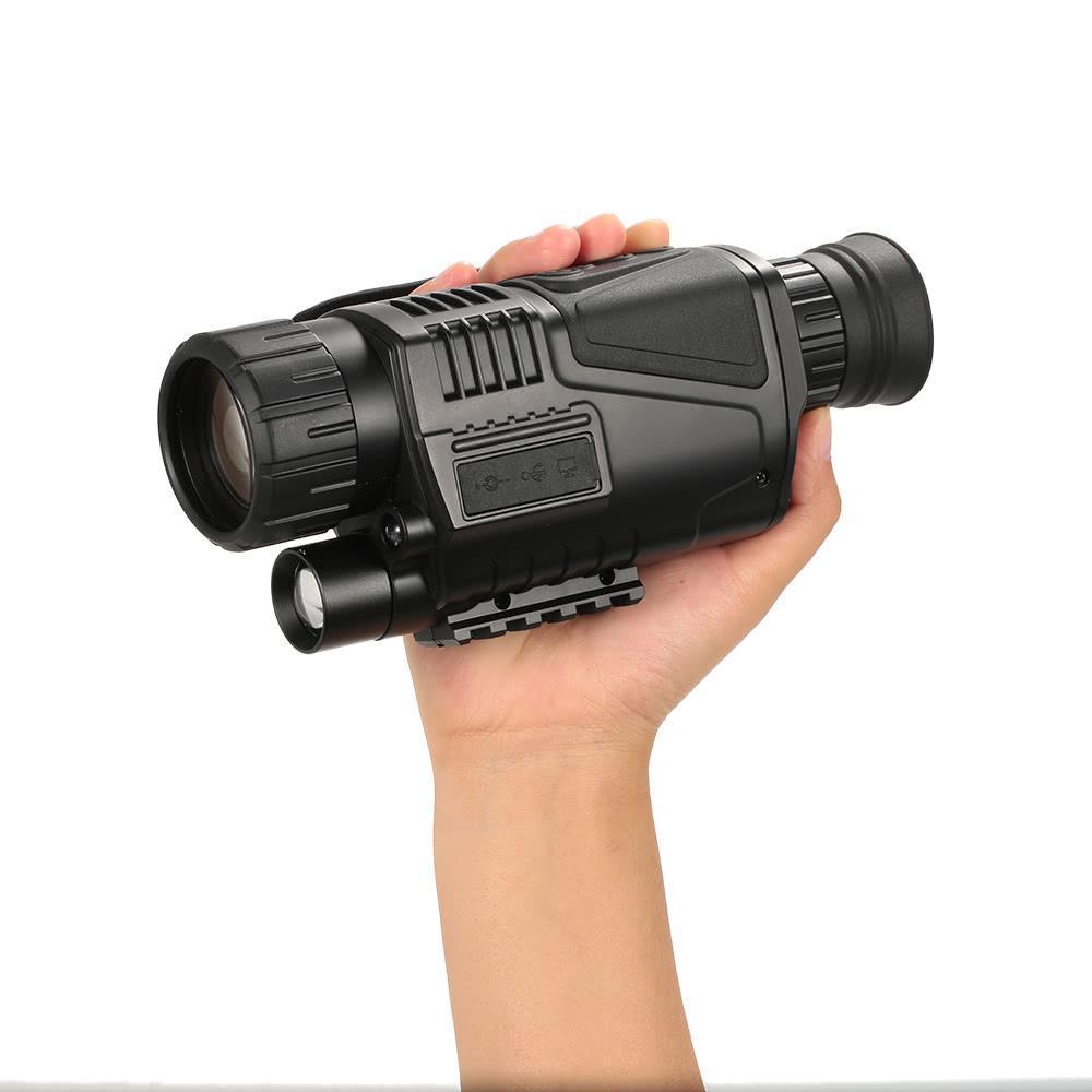 Прибор ночного видения 5x40 цифровой мощный HD