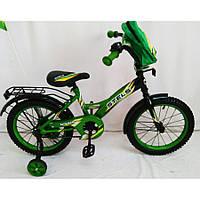 """Велосипед двухколесный Sigma Stels Pilot 100 18"""" зеленый"""