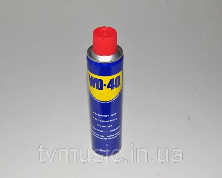 Универсальная автомобильная смазка WD-40 300 ml