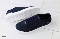 Мужские спортивные туфли синий