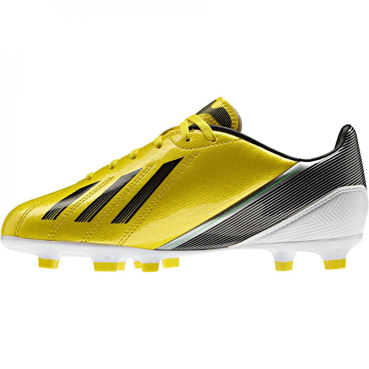 75b7675a Детские футбольные бутсы Adidas F10 TRX FG J G65352 - Магазин спортивной  одежды и обуви Спорт