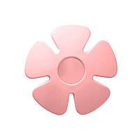 Мебельная ручка цветок Розовый CEBI