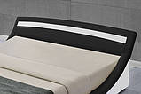Ліжко з пультом MALA 140х200 см з LED підсвічуванням!, фото 3