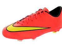 Детские футбольные бутсы Nike Mercurial Victory V FG JR 651634-690