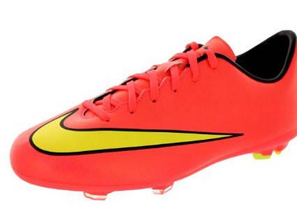7b8e5c63 Детские футбольные бутсы Nike Mercurial Victory V FG JR 651634-690 ...