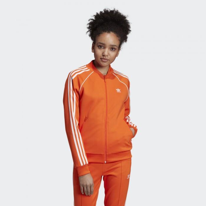 Женская олимпийка Adidas Originals SST ED7589