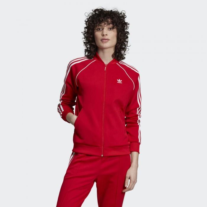 Женская олимпийка Adidas Originals SST ED7588