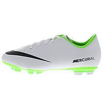 Детские бутсы Nike Mercurial Victory IV FG Junior 553631-103