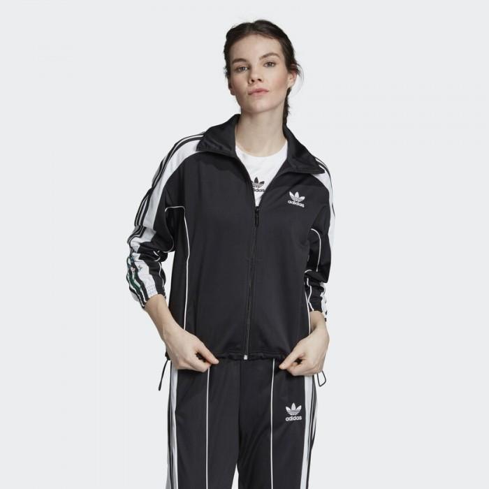Женская олимпийка Adidas Originals Floral ED4780