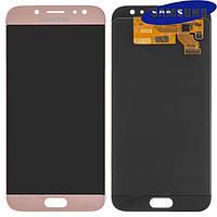 LCD экран+тачскрин Tina Samsung J730, J7 (2017) (TFT) с регулировкой яркости